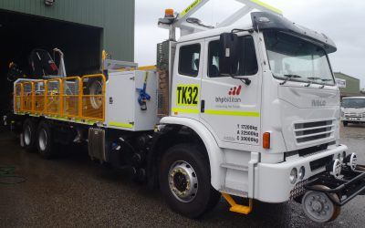 ROPS Compliance – Mining Support Vehicles